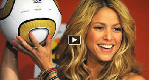 Su YouTube è già mondiale 2014: spopolano le colonne sonore di Shakira e Pitbull